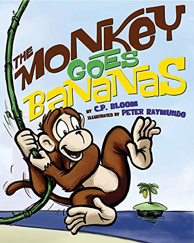 9781419708855: The Monkey Goes Bananas