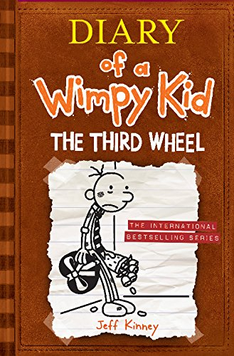 9781419709197: Diary of a Wimpy Kid 07. The Third Wheel (Amulet Books)