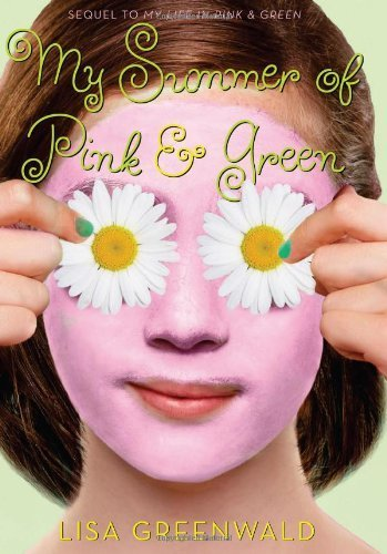 9781419709326: My Summer of Pink & Green