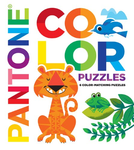 Pantone: Color Puzzles: 6 Color-Matching Puzzles: Pantone