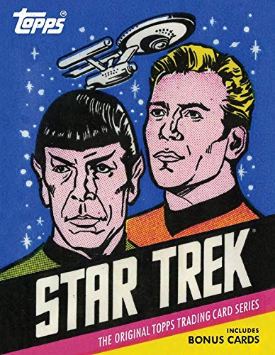 Star Trek. The Original Topps Trading Card Series. --- Includes Bonus Cards.