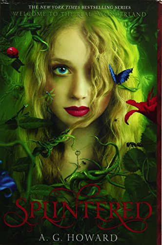 9781419709708: Splintered (Splintered Series #1)