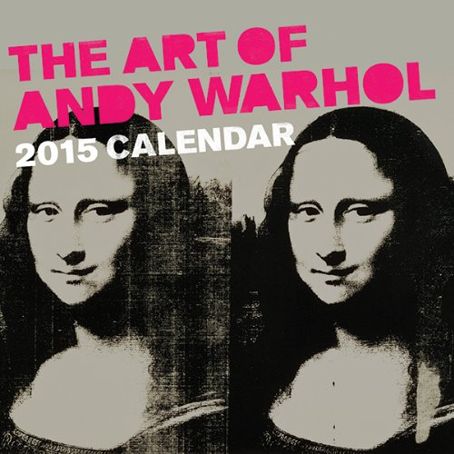 9781419709739: Art of Andy Warhol 2015 Wall Calendar
