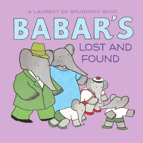 9781419709814: Babar's Lost and Found
