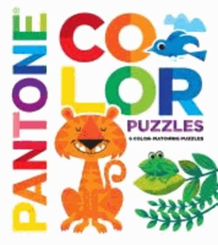 9781419710506: Pantone: Colour Puzzles: 6 Colour-Matching Puzzles
