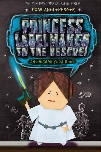 9781419710520: Princess Labelmaker to the Rescue!: An An Origami Yoda Book 05 (Origami Yoda 5)