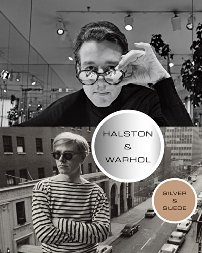 9781419710957: Halston and Warhol: Silver and Suede