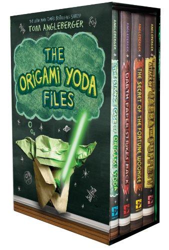 Origami Yoda Files: Boxed Set: Tom Angleberger