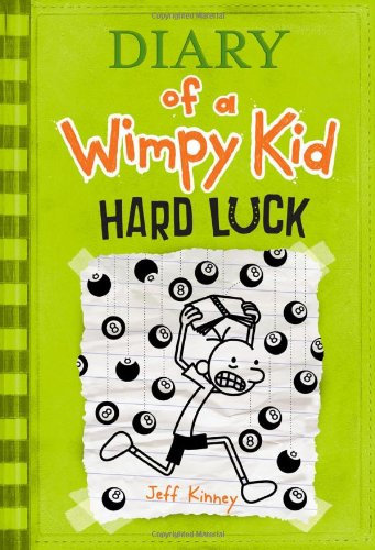 9781419711329: Diary Of A Wimpy Kid 8. Hard Luck