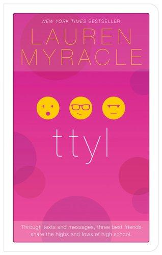 Ttyl: Lauren Myracle