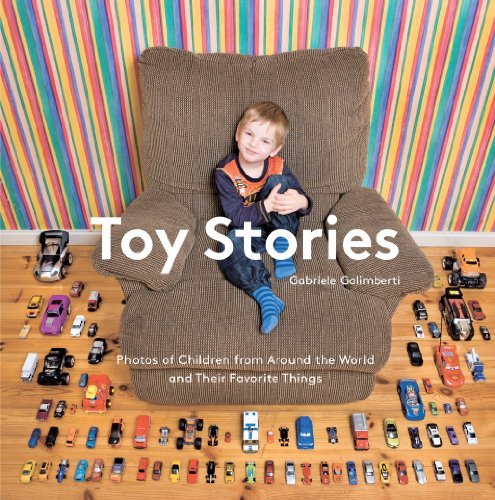 Toy Stories 9781419711749 For over a year, the photographer and journalist Gabriele Galimberti visited more than 50 countries and created colorful images of boys
