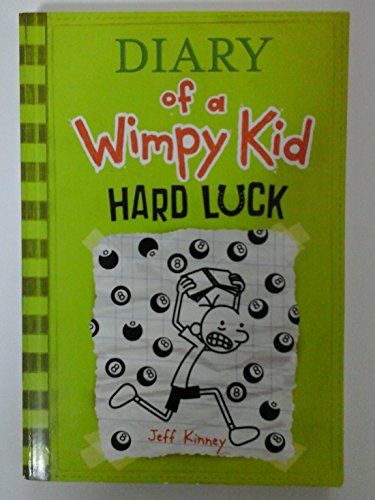 9781419711763: Diary of a Wimply Kid, Hard Luck