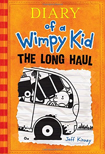 Diary of a Wimpy Kid: The Long Haul (Signed First Edition): Jeff Kinney