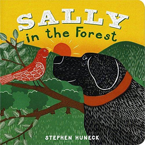 9781419712265: Sally in the Forest (Sally Board Books)