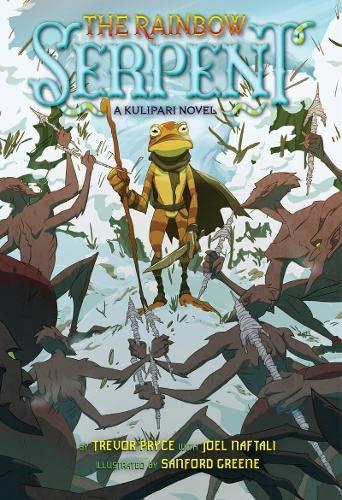 9781419713095: Rainbow Serpent: A Kulipari Novel: A Kulipari Novel (book 2)