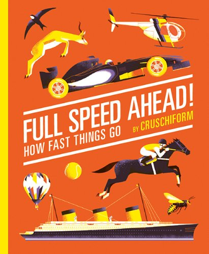 Full Speed Ahead! Format: Hardcover