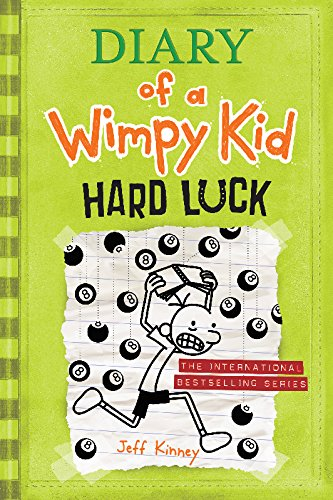 9781419713484: Diary of a Wimpy Kid 08. Hard Luck