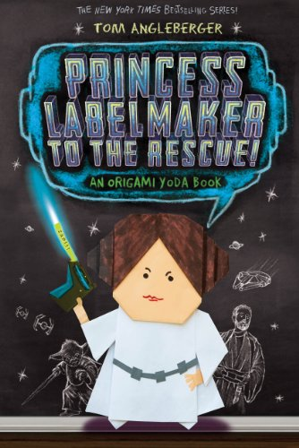 9781419713552: Princess Labelmaker to the Rescue - Origami Yoda (Book 5)
