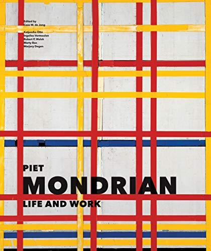 Piet Mondrian: Life and Work (Hardcover): Cees De Jong
