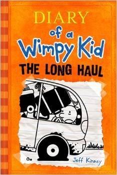 Diary of a Wimpy Kid: The Long Haul: Kinney, Jeff
