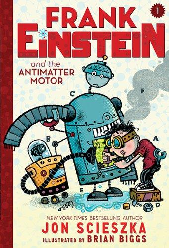 9781419715068: Frank Einstein and the Antimatter Motor Book 1