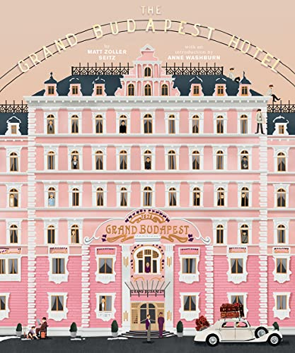 9781419715716: The Wes Anderson Collection: The Grand Budapest Hotel