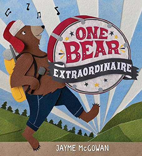 One Bear Extraordinaire: McGowan, Jayme