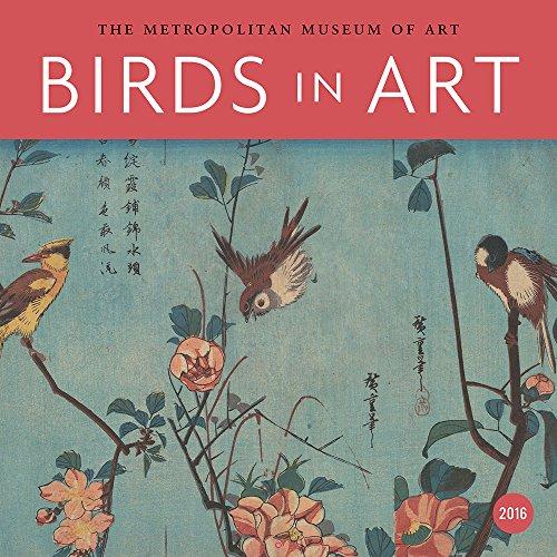 9781419717468: Birds in Art 2016 Wall Calendar