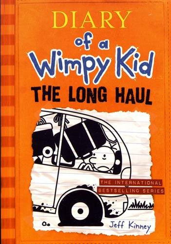 9781419717604: Diary of a Wimpy Kid - Long Haul