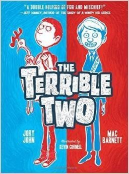 9781419717789: The Terrible Two
