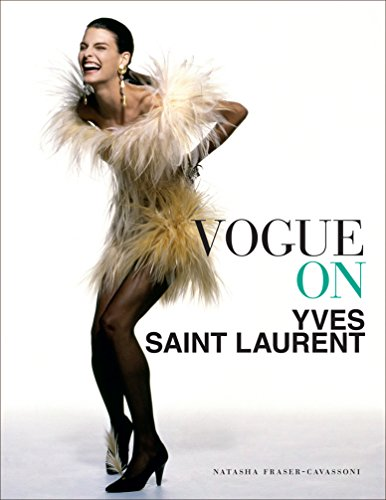 9781419718014: Vogue on Yves Saint Laurent