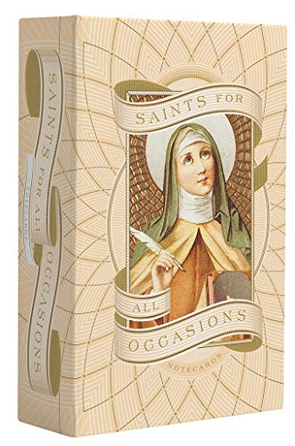 9781419718106: Saints for All Occasions Notecards