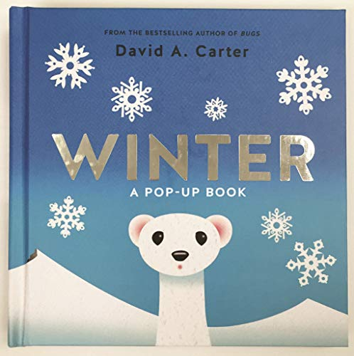 9781419718236: Winter: A Pop-up Book