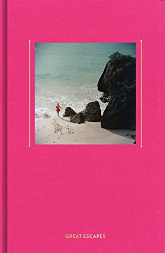 9781419719844: Slim Aarons: Great Escapes (Hardcover Journal: Bright Pink)
