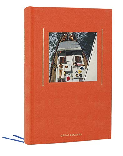 9781419719868: Slim Aarons: Great Escapes (Hardcover Journal: Coral Red)