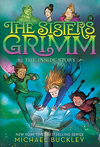 9781419720062: The Inside Story (The Sisters Grimm #8): 10th Anniversary Edition: 08