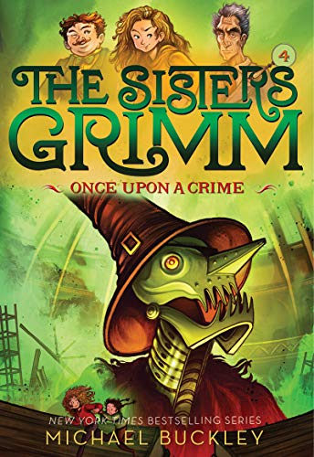 9781419720079: Once Upon a Crime (The Sisters Grimm #4): 10th Anniversary Edition (Sisters Grimm, The)