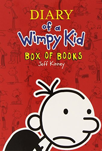 9781419720314: Diary Of A Wimpy Kid 1-9