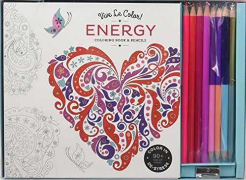 Vive Le Color! Energy : Color Therapy Kit