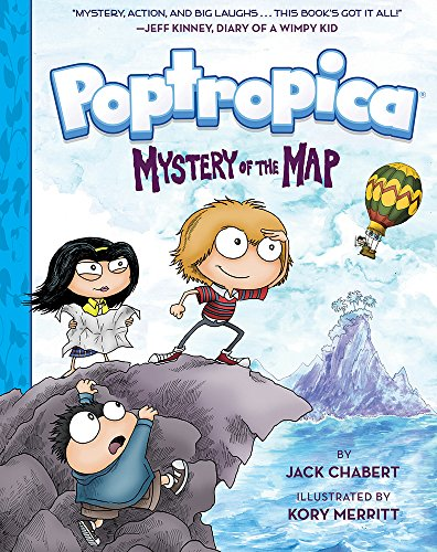 9781419720673: Mystery of the Map (Poptropica Book 1)