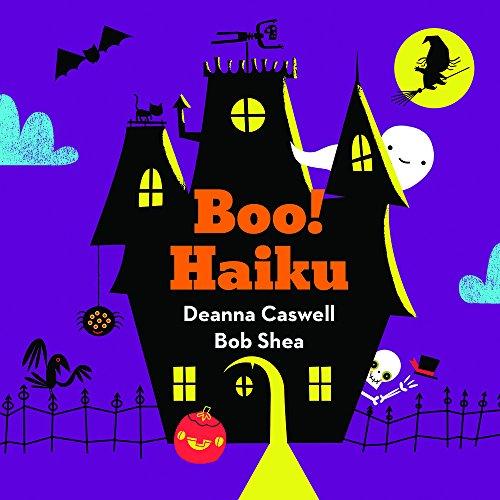 Boo! Haiku (Hardcover): Deanna Caswell