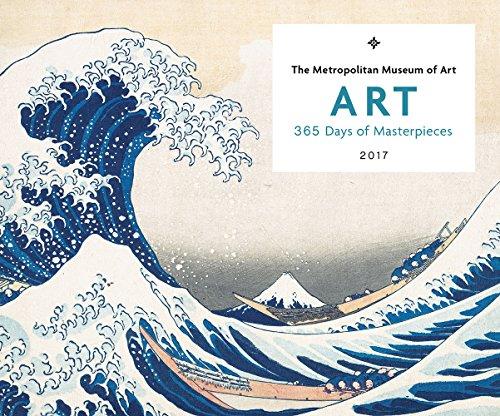 9781419721625: Art: 365 Days of Masterpieces 2017 Calendar