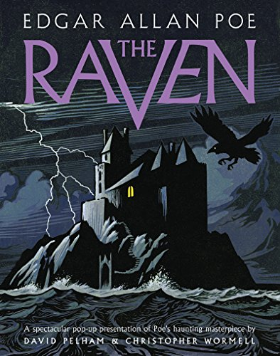 9781419721977: The Raven: A Pop-up Book
