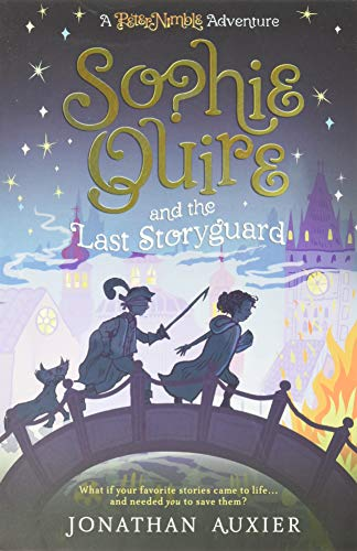 9781419722028: Sophie Quire and the Last Storyguard: A Peter Nimble Adventure