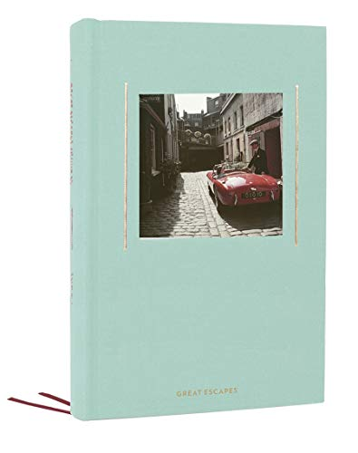 9781419722653: Slim Aarons: Great Escapes (Hardcover Journal: Mint Green)