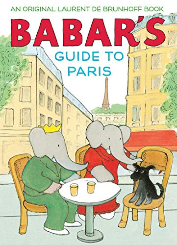 9781419722899: Babar's Guide to Paris