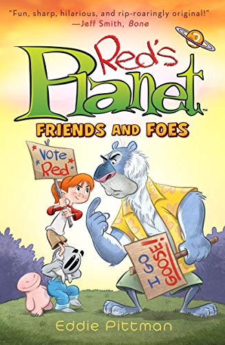 9781419723155: Red's Planet: Book 2: Friends and Foes