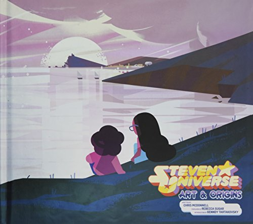 9781419724435: Mcdonnell, C: Steven Universe: Art & Origins