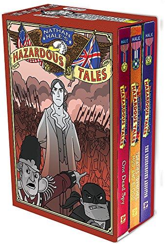 9781419728204: Nathan Hale's Hazardous Tales 3-Book Box Set