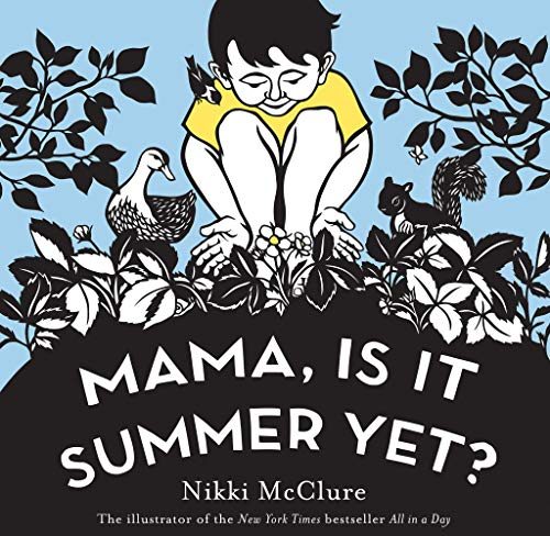 9781419728280: Mama, Is It Summer Yet?